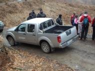 Oμάδες Πρόληψης & Καταστολής Εγκλήματος στις Σκουριές με αυτοκίνητα της ΕΛΛΗΝΙΚΟΣΧΡΥΣΟΣ