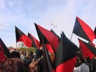 Αθήνα 12-01-2013 : Το ποτάμι της αναρχίας ξεχείλησε[video]