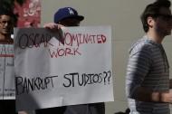 η ανεργία χτυπάει το Star Wars, αλληλεγγύη στον DarthVader