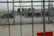 χρονικό της εξέγερσης των μεταναστών στο στρατόπεδο συγκέντρωσηςΑμυγδαλέζας